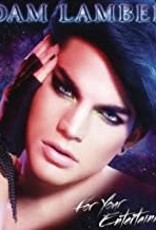 Used CD Adam Lambert- For Your Entertainment