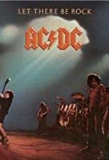 Used CD ACDC- Let There Be Rock