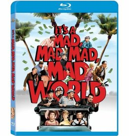 Used BluRay It's A Mad Mad Mad Mad World