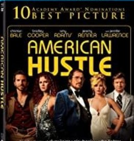 Used BluRay American Hustle