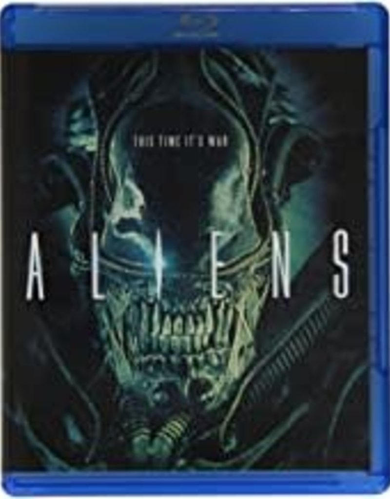 Used BluRay Aliens