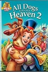 Used DVD All Dogs Go To Heaven 2