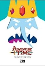 Used DVD Adventure Time Complete Second Season