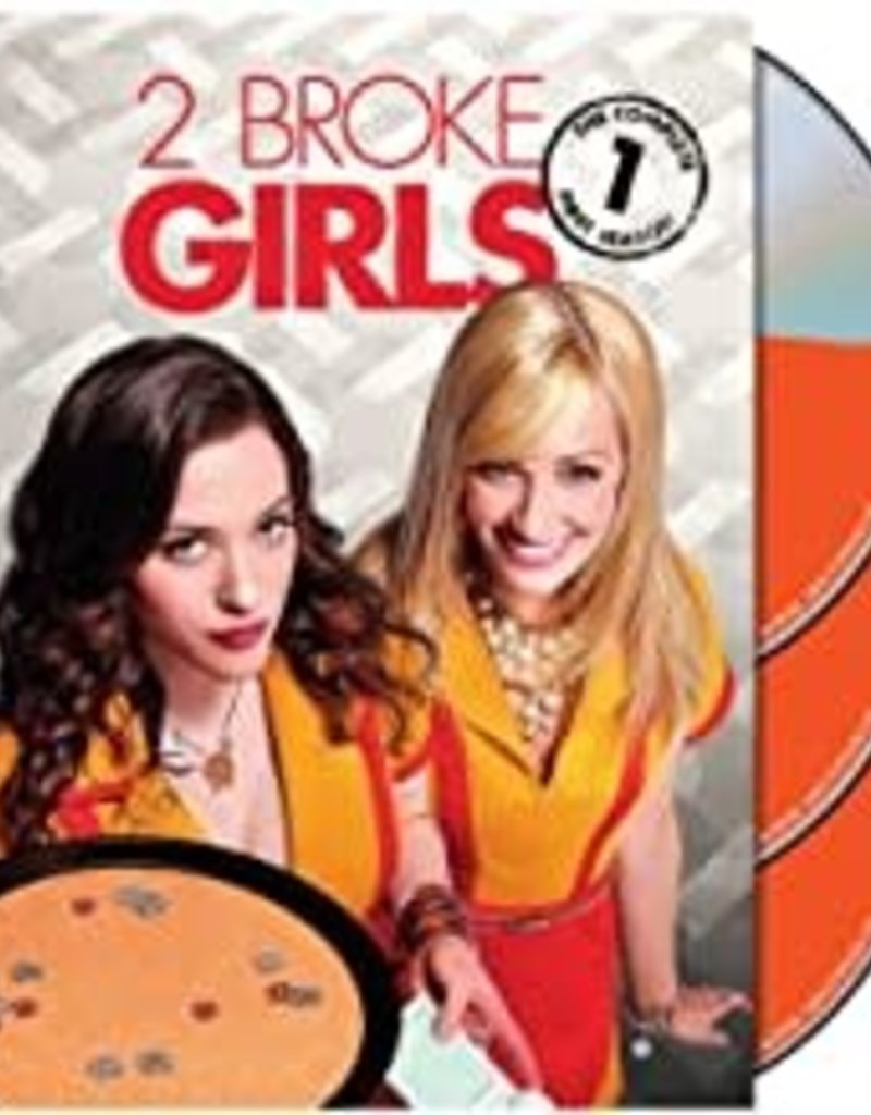 Used DVD 2 Broke Girls Complete First Season
