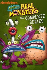 Used DVD AAAHH!! Real Monsters: The Complete Series