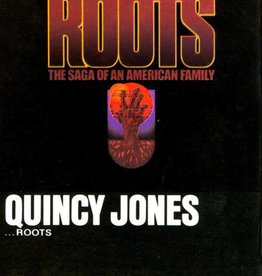 Used Cassettes Quincy Jones- Roots: The Saga Of An American Family