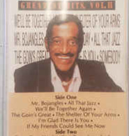 Used Cassettes Sammy Davis, Fr.- Greatest Hits, Vol. II
