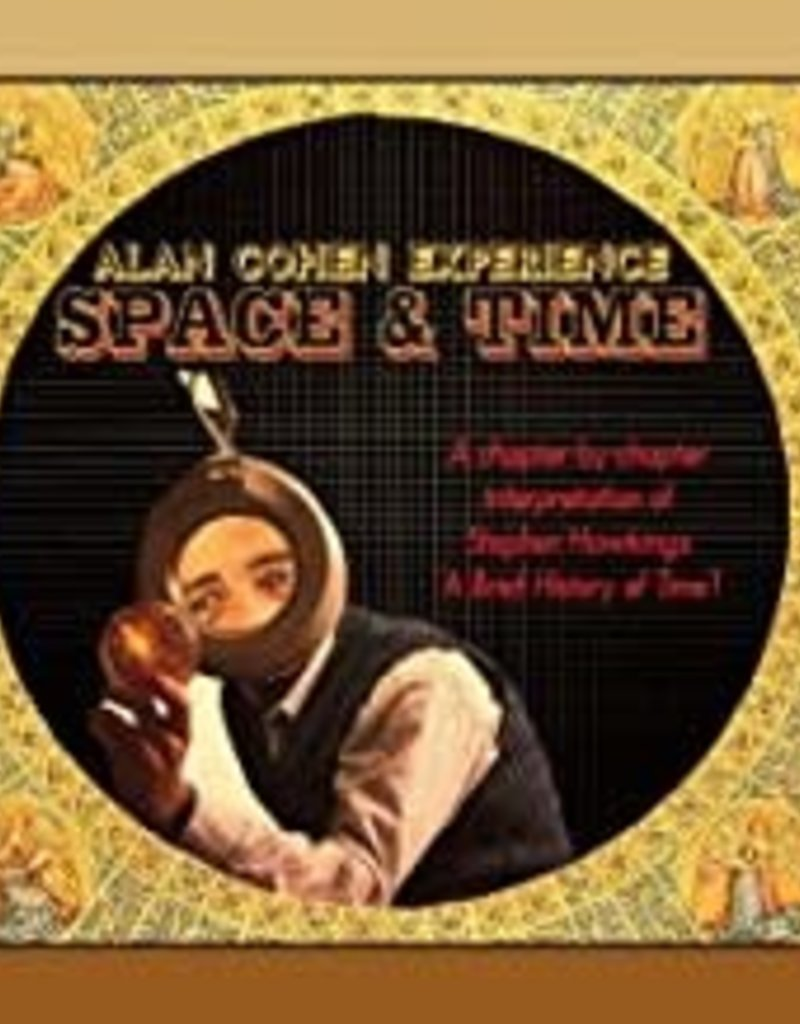 Used CD Alan Cohen Experience- Space & Time