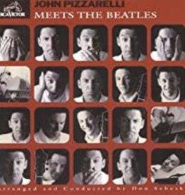 Used CD John Pizzarelli- Meets The Beatles