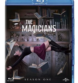 Used BluRay The Magicians Season 1