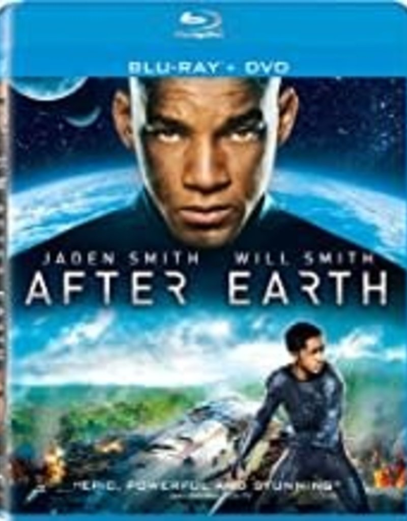 Used BluRay After Earth