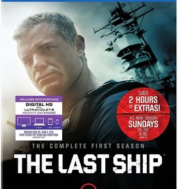 Used BluRay The Last Ship Season 1