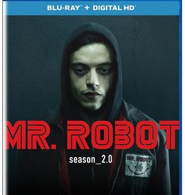 Used BluRay Mr. Robot Season 2.0