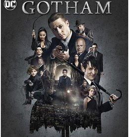 Used BluRay Gotham Season 2