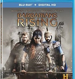 Used BluRay Barbarians Rising
