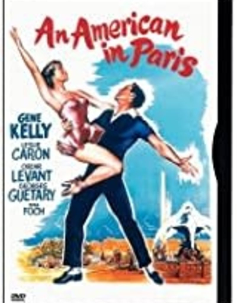 Used DVD An American In Paris