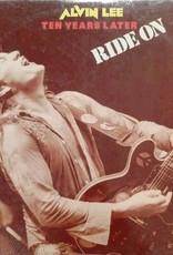 Used Vinyl Alvin Lee & Ten Years Later- Ride On