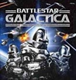 Used DVD Battlestar Galactica