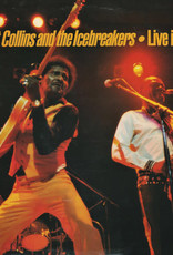 Used Vinyl Albert Collins & The Icebreakers- Live In Japan