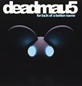Used CD Deadmau5- For Lack Of A Better Name