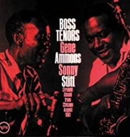 Used CD Gene Ammons/ Sonny Stitt- Straight Ahead From Chicago, August 1961