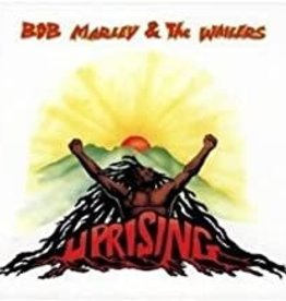 Used CD Bob Marley & The Wailers- Uprising