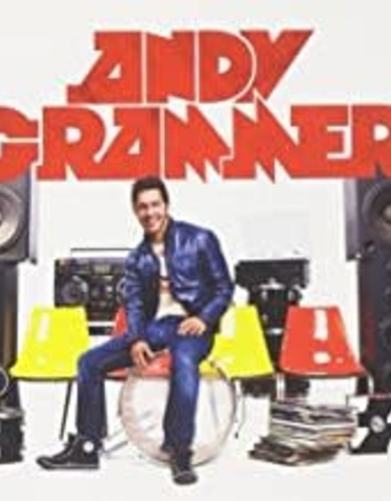 Used CD Andy Grammer- Andy Grammer