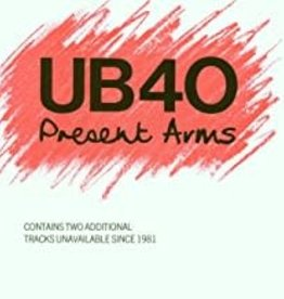 Used CD UB40- Present Arms