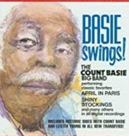 Used CD Count Basie Big Band- Basie Swings (DVD Audio)