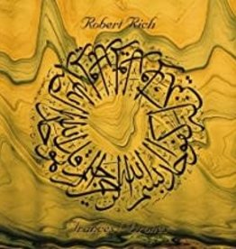 Used CD Robert Rich- Trances/ Drones