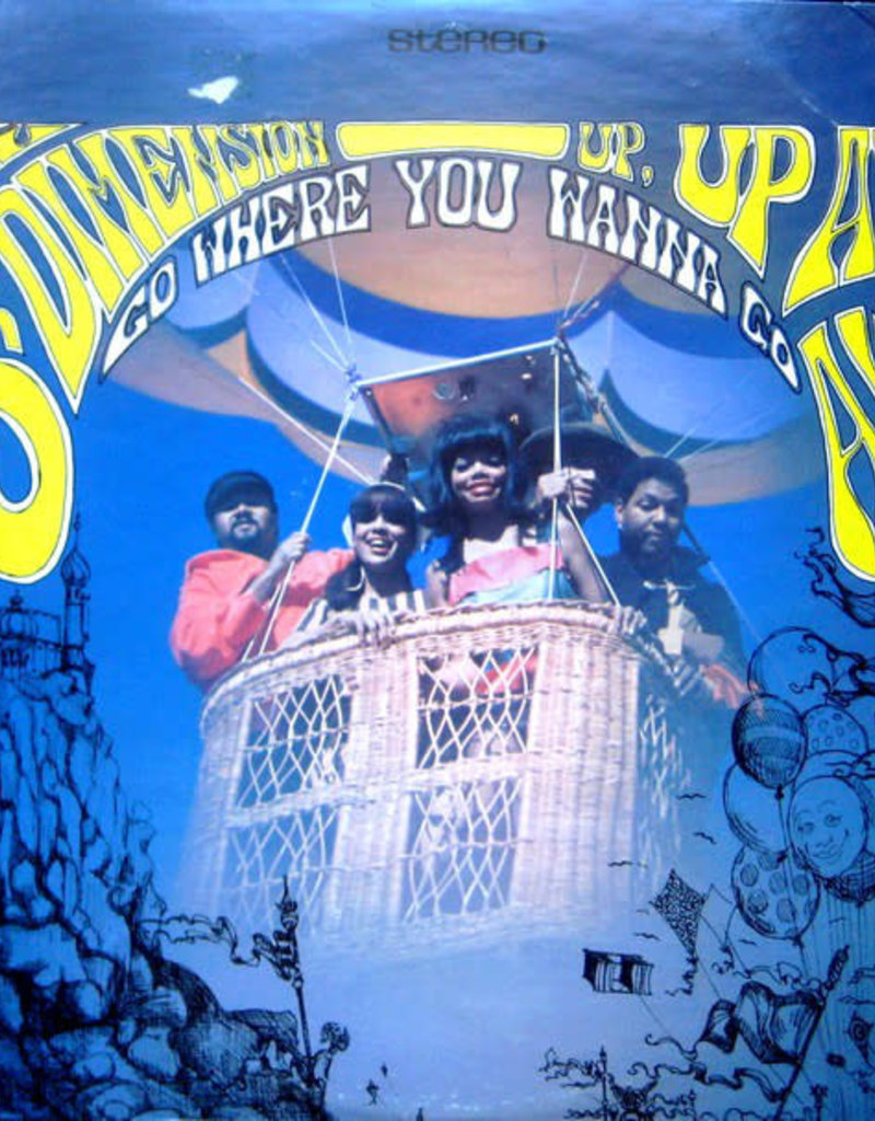 Used Vinyl 5th Dimension- Up, Up, And Away