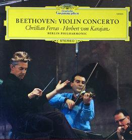 Used Vinyl Beethoven- Violin Concerto