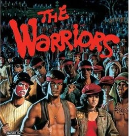 PS2 The Warriors