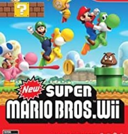 Wii Super Mario Brothers Wii