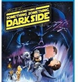 Used BluRay Family Guy: Something, Something, Darkside