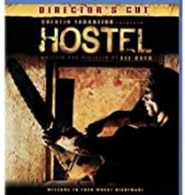 Used BluRay Hostel