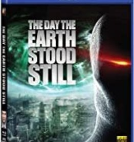 Used BluRay The Day The Earth Stood Still