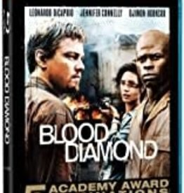 Used BluRay Blood Diamond