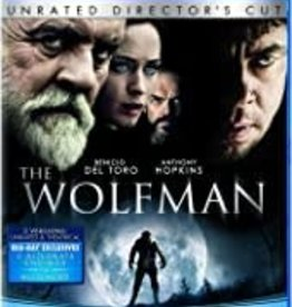 Used BluRay The Wolfman
