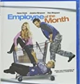 Used BluRay Employee Of The Month