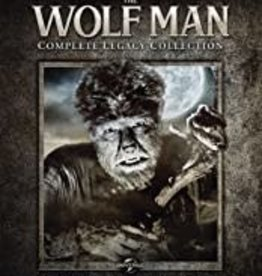 Used BluRay The Wolf Man: Complete Legacy Collection