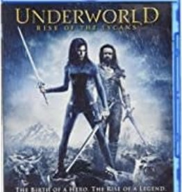 Used BluRay Underworld: Rise Of The Lycans
