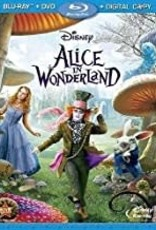 Used BluRay Alice In Wonderland