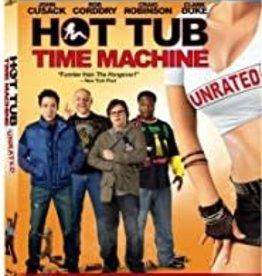 Used BluRay Hot Tub Time Machine