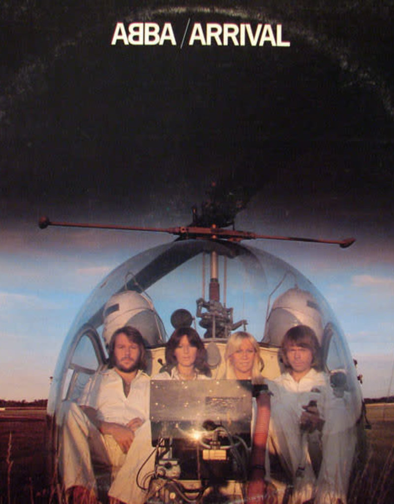 Used Vinyl Abba- Arrival