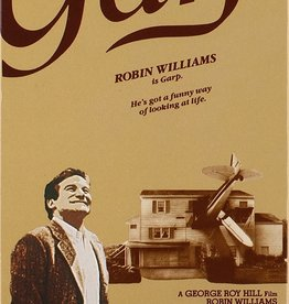 Used VHS The World According To Garp