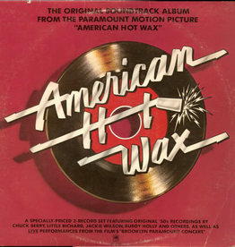 Used Vinyl American Hot Wax (Sealed)