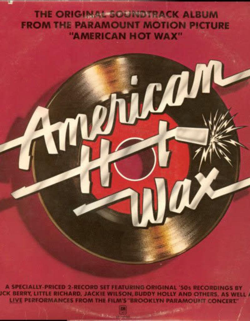 Used Vinyl American Hot Wax (Sealed)