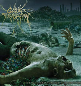 Used Vinyl Cattle Decapitation- The Anthropocene Extinction (Sealed)(Coke Bottle Green)