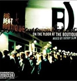 Used CD Fatboy Slim- On The Floor At The Boutique